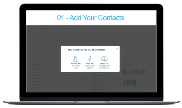 How It Works - Add Contacts V3