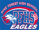 Pine Forest High School Logo