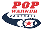 Pop Warner Football Logo