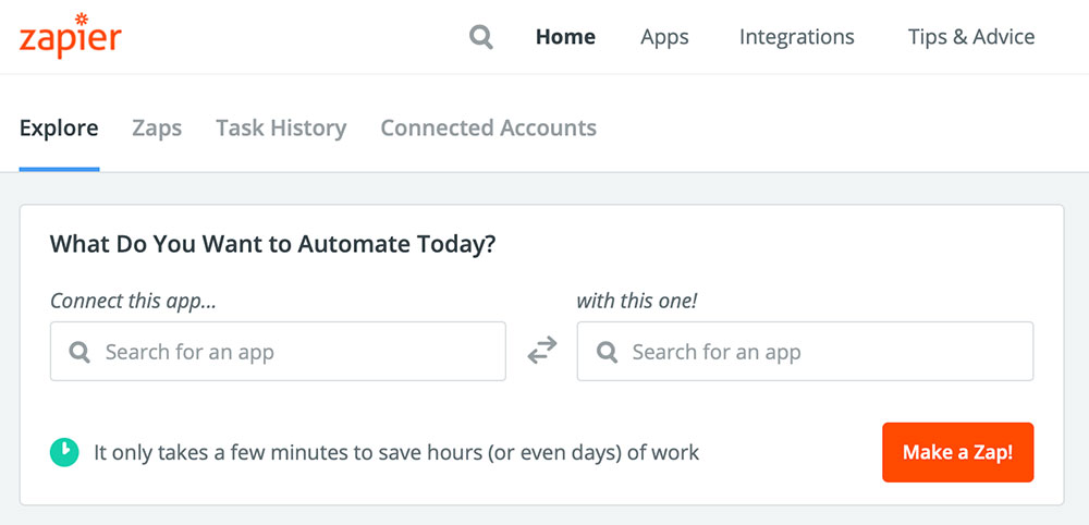 Step 1: Create Your Zap (Google Calendar + DialMyCalls Integration)