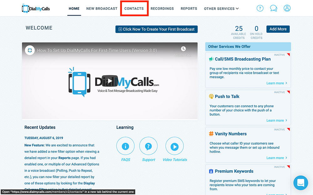 DialMyCalls + Trello Integration