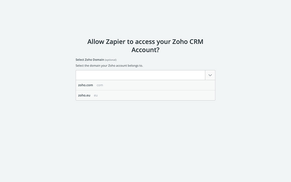 DialMyCalls + Zoho Integration