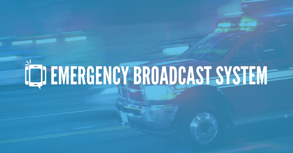 How Can an Emergency Broadcast System Help You?