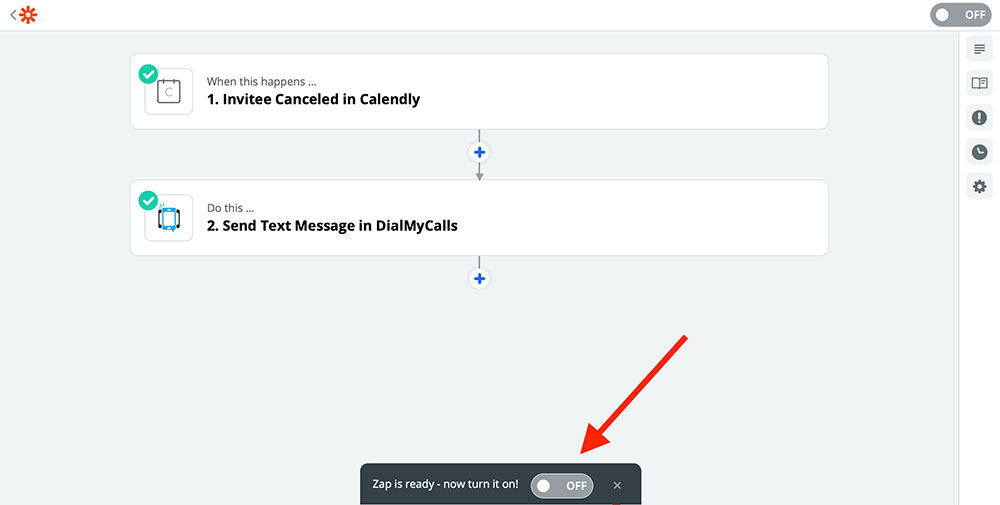 DialMyCalls + Calendly Integration