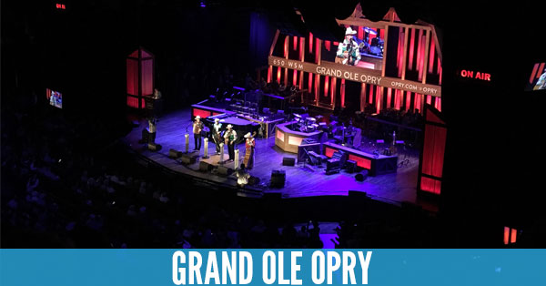 Grand Ole Opry - Top 10 Concert Venues in the United States