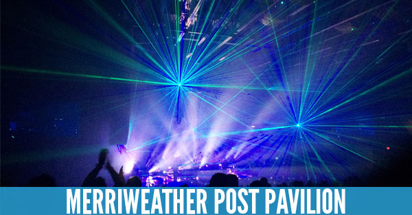 Merriweather Post Pavilion - Top 10 Concert Venues in the United States