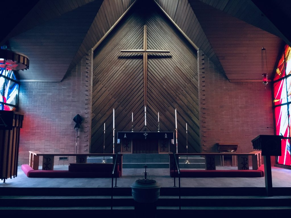 landline texting for church