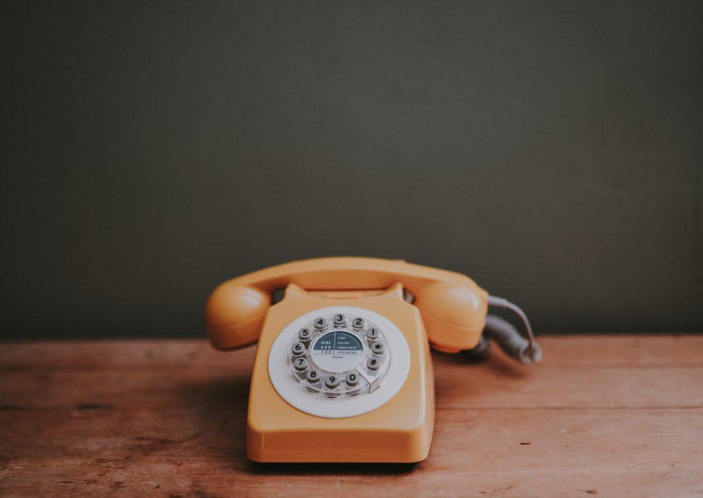 landline texting for schools