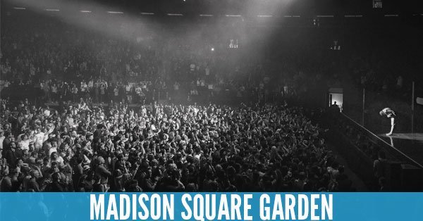 Madison Square Garden - Top 10 Concert Venues in the United States