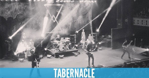Tabernacle - Top 10 Concert Venues in the United States