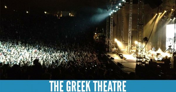 The Greek Theatre - Top 10 Concert Venues in the United States
