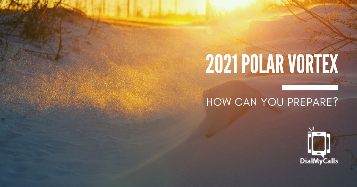 How To Prepare for the 2021 Polar Vortex