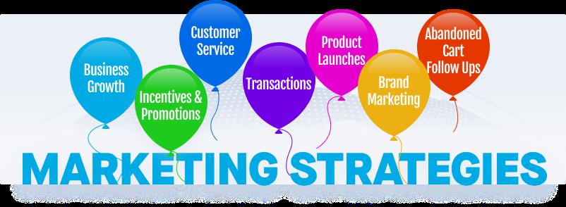 Marketing Strategies - SMS Marketing Guide